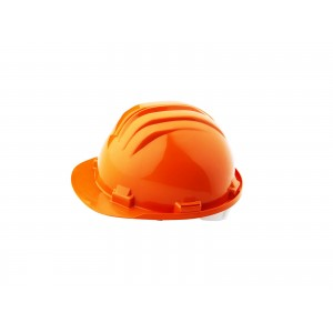 CASQUE DE CHANTIER ORANGE ACEM