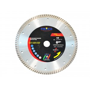 DISQUE DIAMANT GRANIT 125*22.2MM TURBO DIAMONFLEX SUPER