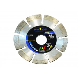 DISQUE DIAMANT UNIVERSAL 115*22.2MM DIAMONFLEX SUPER
