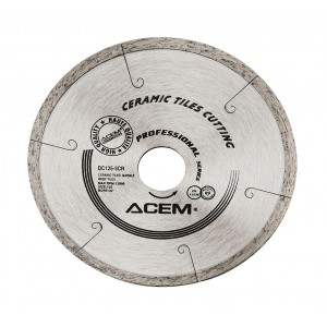 DISQUE DIAMOND DC125-5CR ACEM