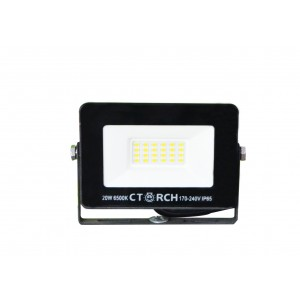 PROJECTEUR LED 20W 6500K IP65 CTORCH