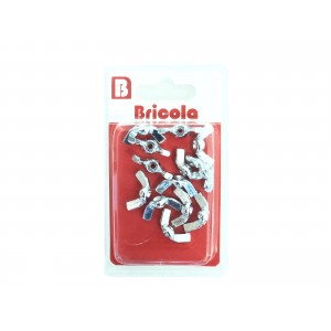 LOT DE 13 ÉCROU OREILLE M3 BRICOLA