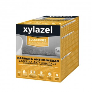 SOLUTION BARRIÈRE ANTI-HUMIDITÉ 2*500ML XYLAZEL