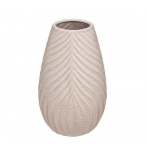 VASE CRMC D14*H23CM ROSE ATMOSPHERA