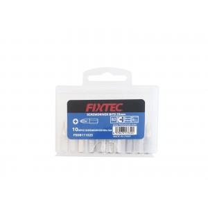 EMBOUT PH2*25MM 10 PIECES FIXTEC