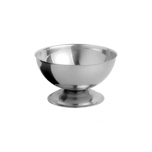 COUPE GLACE PIED GM INOX