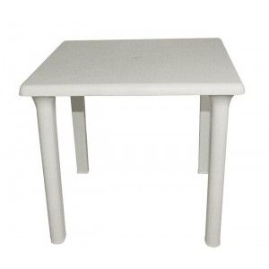 TABLE CARREE 80*80CM INOLOISIRS