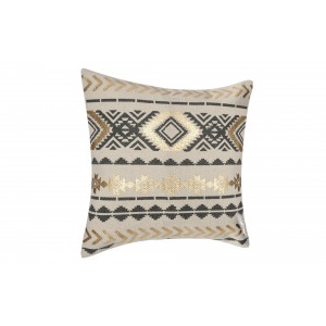 HOUSSE COUSSIN GEOM 40X40GR ATMOSPH
