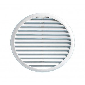 GRILLE AERATION D125MM