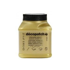 VERNIS SATINE 180GR SPECIAL DECOPATCH