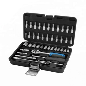 KIT DE REPARATION VOITURE 46 PIECES FIXTEC