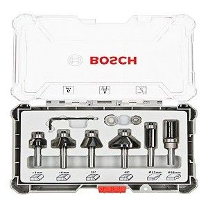 FRAISE EXT 8MM KIT6 BOSCH