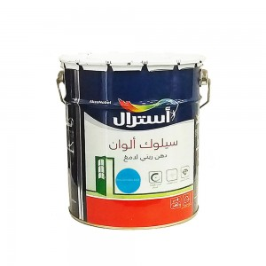 LAQUE CELLUC BLEU SIDI BOUSAID 4KG ASTRAL