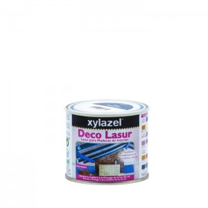 DECO LASUR BLEU BALTIQUE 250ML INTERIEUR XYLAZEL