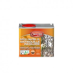 ANTIROUILLE INCOLORE 0.5L OWATROL