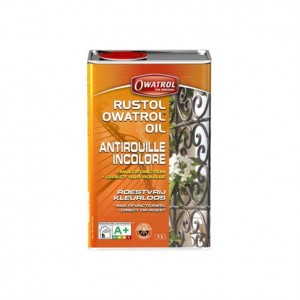 ANTIROUILLE INCOLORE 1L OWATROL